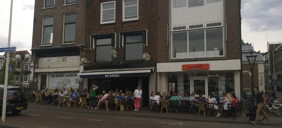 Café De Kroeg Leiden