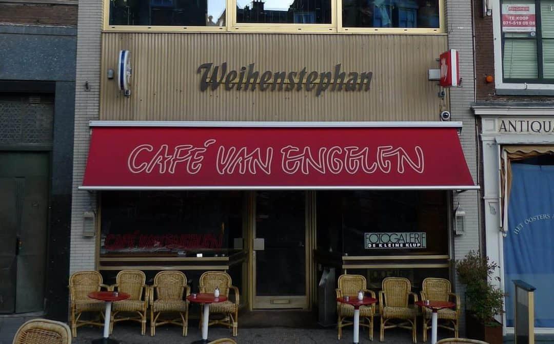 Café Restaurant Van Engelen Leiden