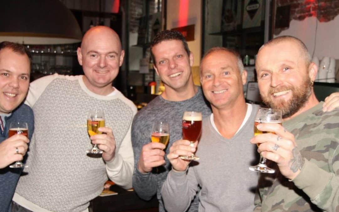 3e Winterbierfestival Leiden in twee woorden: Lekker gezellig!