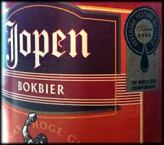 Schrijfwijze en herkomst van het woord bockbier of bokbier