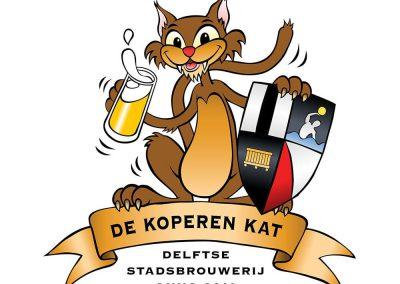 Delftse Stadsbrouwerij De Koperen Kat
